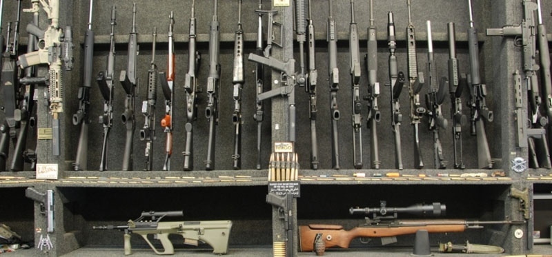 Ghost Guns Found: Get Your Online Firearm Merchant Account