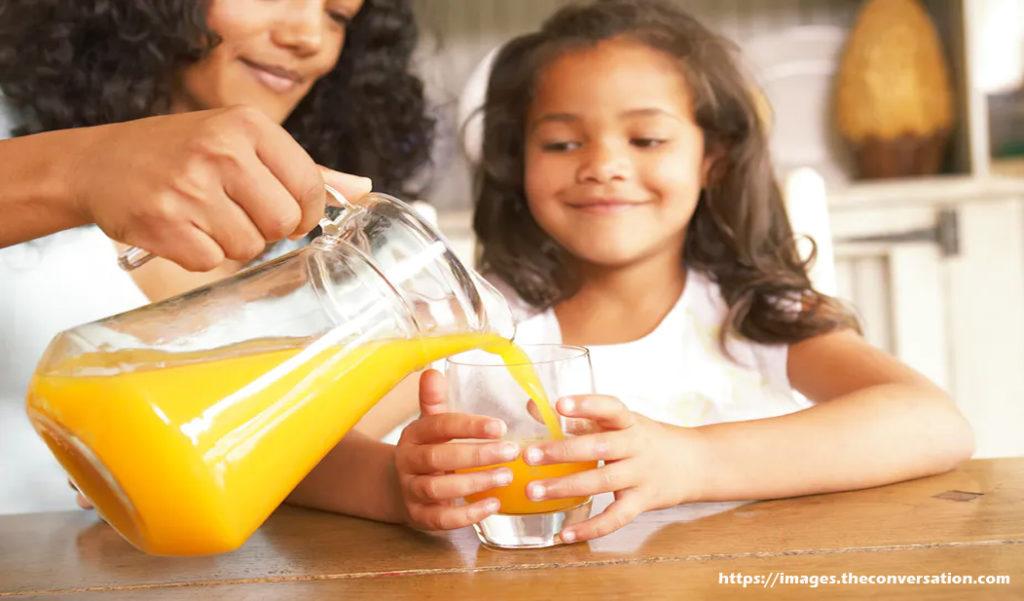 IS FRUIT JUICE HEALTHFUL?