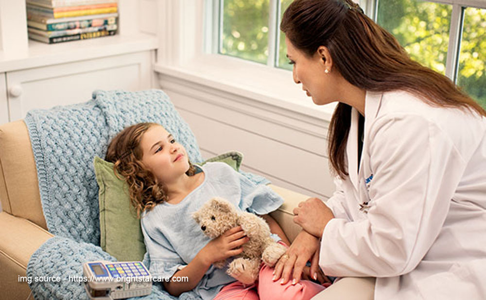 Private Duty Pediatric Nursing Situated In Houston