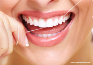 Floss Your Teeth Regularly