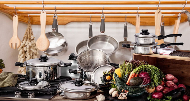How Healthy Is Your Cookware?