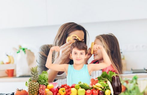 Ways to Encourage Our Young children To Consume Healthily