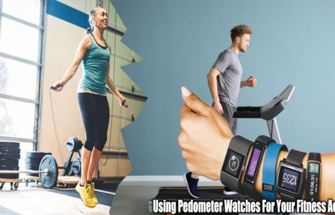 Benefits Of Using Pedometer Watches Through Your Fitness Activities