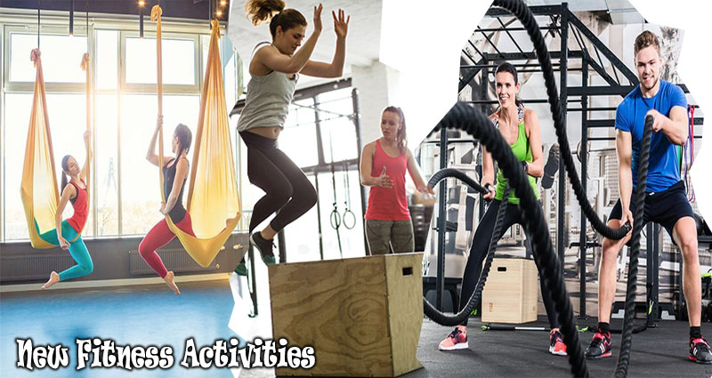 New Fitness Activities For the New Year